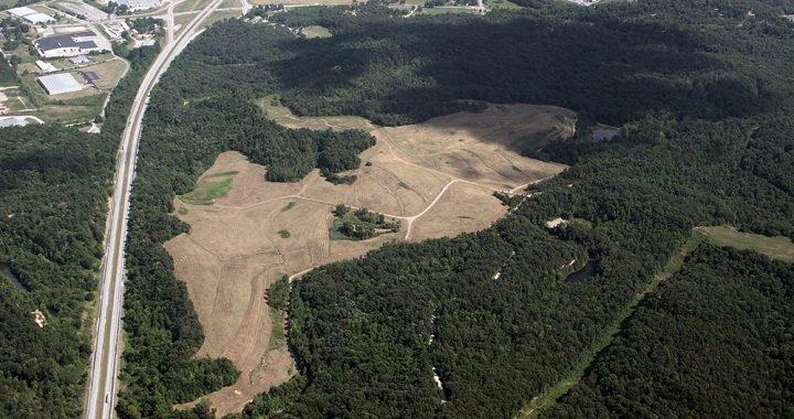 Butler County Landfill Aerial